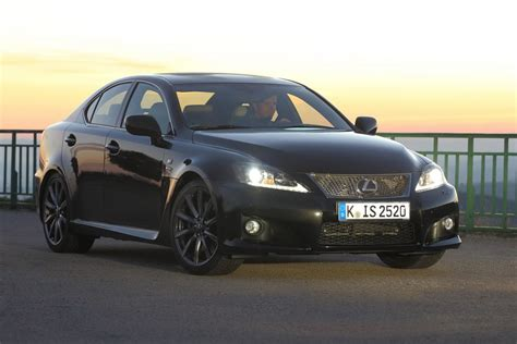 2012 Lexus Is F by 2012 Lexus Is F Is More Sporty And Aerodynamic Carguideblog