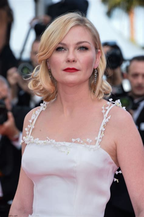 Ignorant Of The Day Kirsten Dunst by Kirsten Dunst The Loving Premiere At 69th Cannes