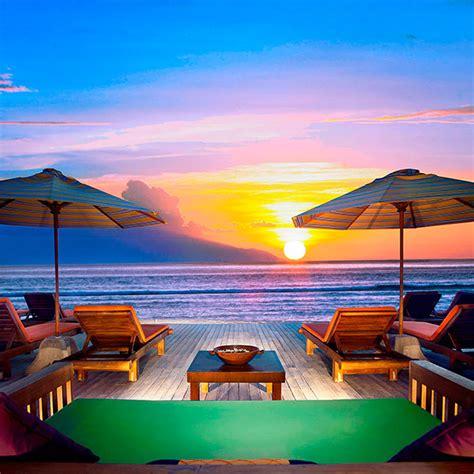 aston sunset beach resort gili trawangan asia travel