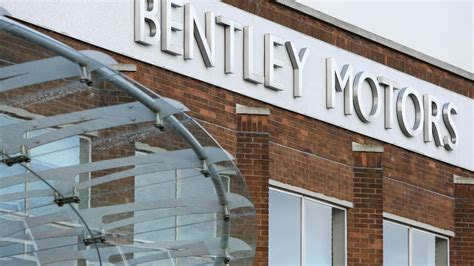created at bentley headquarters in crewe granada