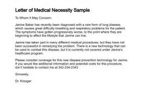 Certification Justification Letter search results for certificate of medical necessity