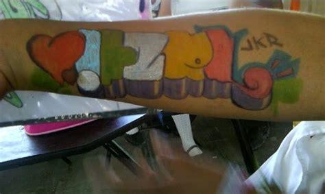 imagenes que digan te amo itzel imagenes de graffitis que digan itzel imagui
