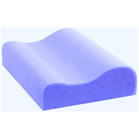 Isotonic Pillow Reviews by Isotonic 174 Theragel High Density Contour Comfort Pillow