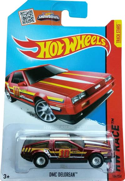 Wheels Hotwheels Dmc Delorean dmc delorean wheels 2015 treasure hunt