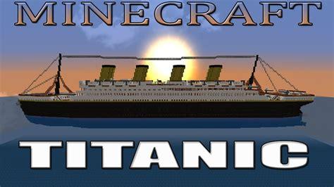 titanic plans r m s titanic photo 6973647 fanpop minecraft r m s titanic youtube