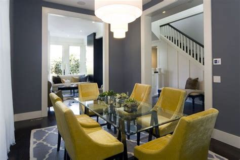 yellow house interiors yellow and grey home interiors pinterest
