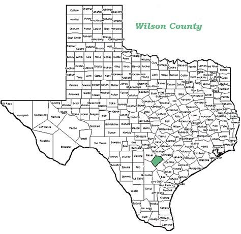 wilson county texas map texas paleo indian artifacts wilson co angostura blades page 01