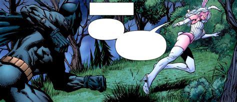 batman white white rabbit character comic vine