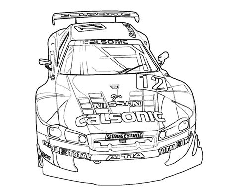 Free Coloring Pages Of Fast And The Furious 7 Fast And Furious Coloring Pages