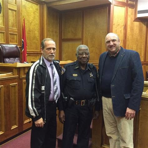 Court Officer by Court Officer Sylvester Harris Retires Chattanoogan