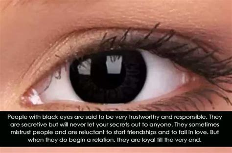 black eye color what your color reveals about you flypped