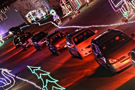 louisville underground christmas lights 2018 light displays in the southeast us travelingmom