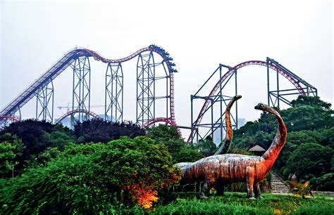 parks nearby top 5 theme parks near shanghai