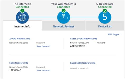 managing your in home network with my wifi