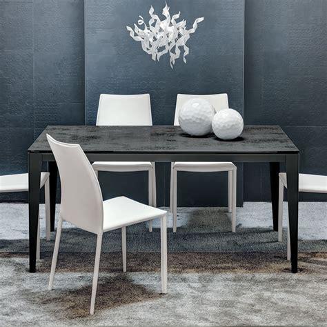 tavolo allungabile bontempi tavolo dom allungabile ingenia bontempi in cristallo