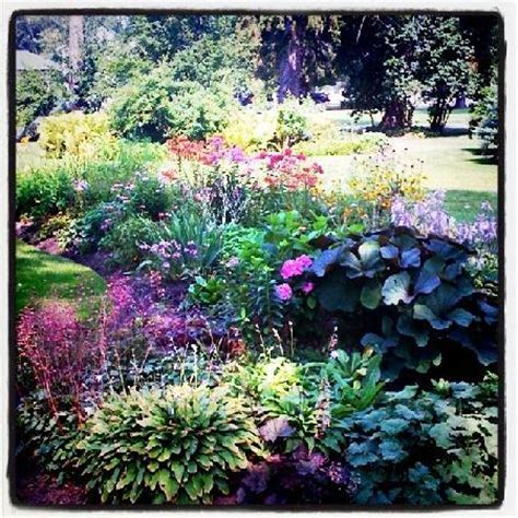 perennial garden picture of sprucehall bed breakfast port elgin tripadvisor
