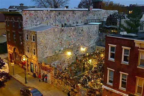 Philly Magic Gardens by Philadelphia Magic Gardens Helped Save South Philly