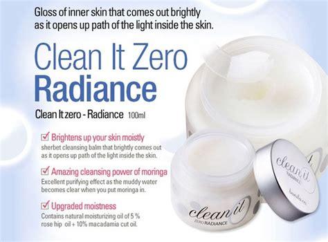 Clean It Zero Radiance Purity Resveratol banila co clean it zero cleansers radiance skin