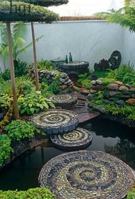 backyard stepping stones 9599 best garden homesthetics images on pinterest