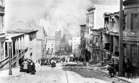 earthquake of 1906 1906 san francisco earthquake what we ve learned 110