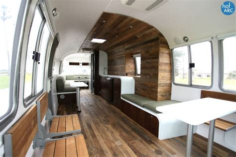 renovated rv this airstream was renovated to deliver happiness across