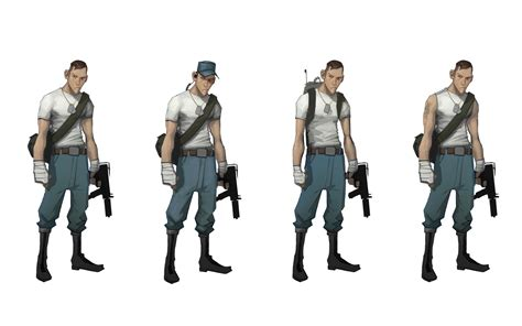 The Scout by Team Fortress 2