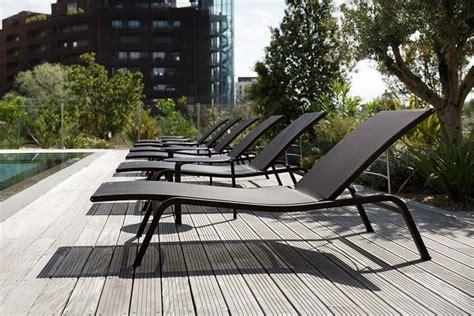 outdoor furniture loungers designer outdoor furniture nz jardin