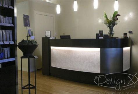 Pin By Nails Obsessed On Salon Inspiration Pinterest Hair Salon Reception Desk