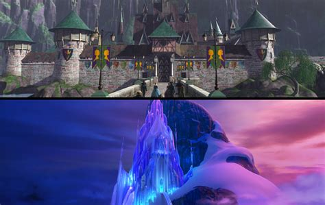 Buku Anak Disney Frozen The Princesses Of Arendelle Board Book Gambar Frozen Disney April Cake Eleanor Gambar Istana Di