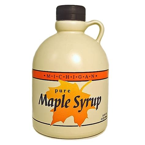 Maple Syrup by Michigan Maple Syrup From Earthy Delights