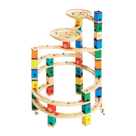 Which Hape Marble Run Quadrilla - hape quadrilla the cyclone