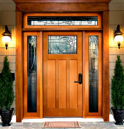 Installing New Exterior Door How To Install A Door The Family Handyman Exterior Door Installation Installing A Prehung Door