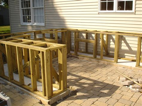 build a backyard bar nj home improvement blog outdoor bar and grill