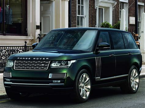 expensive land rover the most expensive range rover of all is an homage to