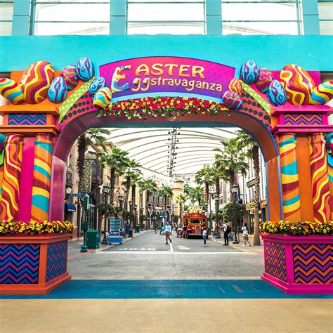 design event in singapore universal studios singapore easter eggstravaganza 2016