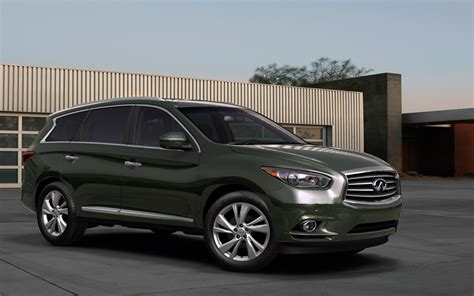 infinity side 2013 infiniti jx35 side photo 6