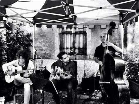 swing manouche jazz manouche band swing jazz band gypsy jazz quartet