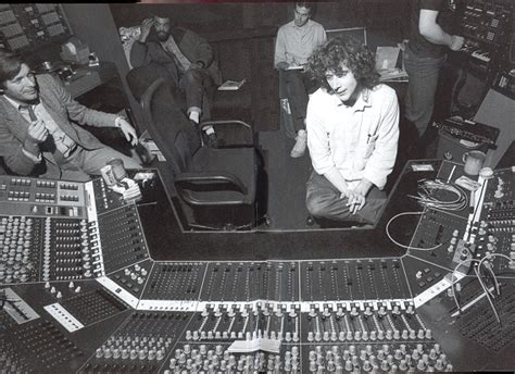 Music Studio Joy Division Pics Tony Wilson Alan Erasmus Martin Hannett