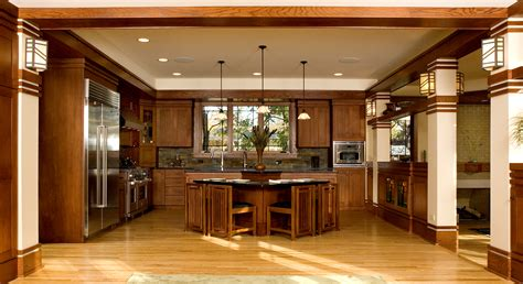 prairie style homes interior frank lloyd wright craftsman style homes search kitchen quot and quot