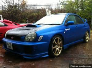 2000 Subaru Wrx Sti For Sale Used Subaru Impreza Sti Cars For Sale With Pistonheads