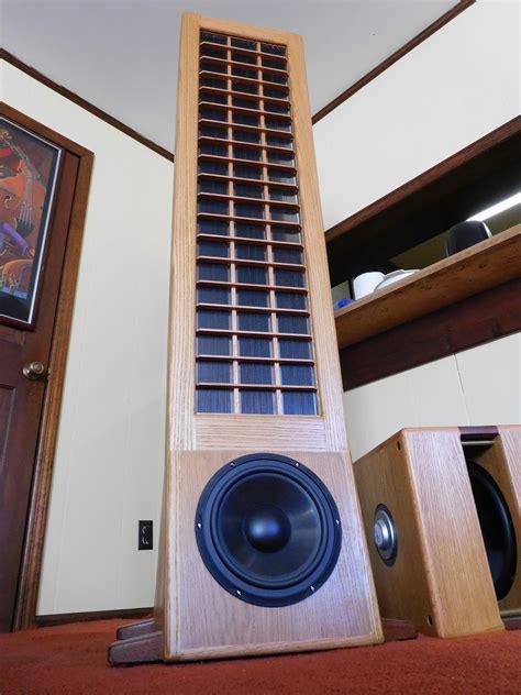 jazzmans diy electrostatic loudspeaker page jazzmans system