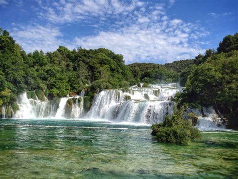 Krka National Park, Lozovac, Croatia   Krka National Park is an