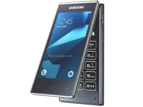 Hp Samsung Flip 2 Kartu ponsel lte dua layar samsung g9198 ponsel 4g murah