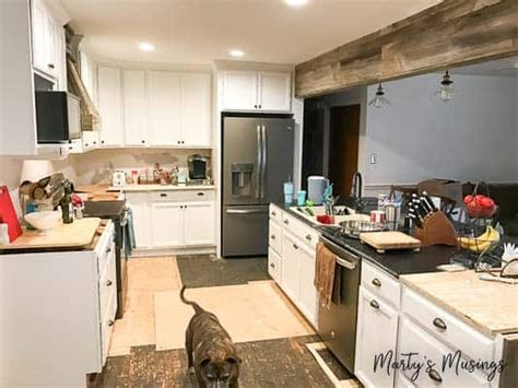 Set Up A Temporary Kitchen During A Remodel Marty S Musings