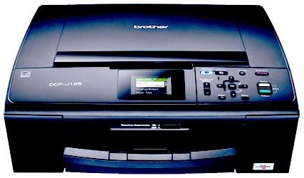 cara reset brother j430w cara reset printer brother dcp j125 teknisi sobat blogger