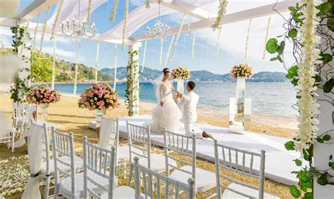 Best Wedding Planners In Phuket   Dream Beach Wedding Thavorn