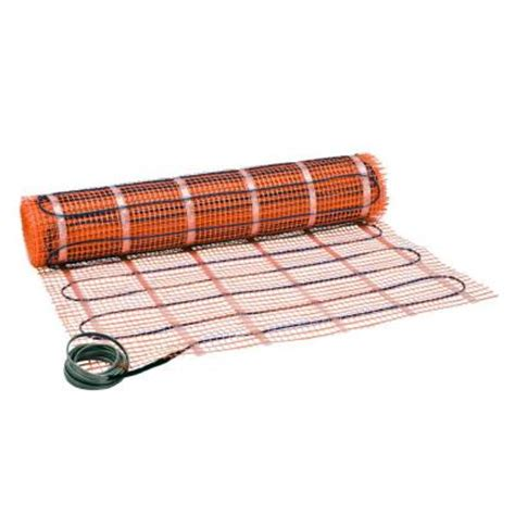 suntouch floor warming 10 ft x 30 in 120v radiant floor warming mat 12001030r the home depot