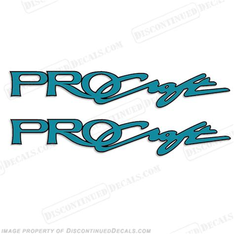 procraft boat decals tracker marine decals page 2