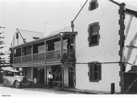 mclaren vale hotel photograph state library of south