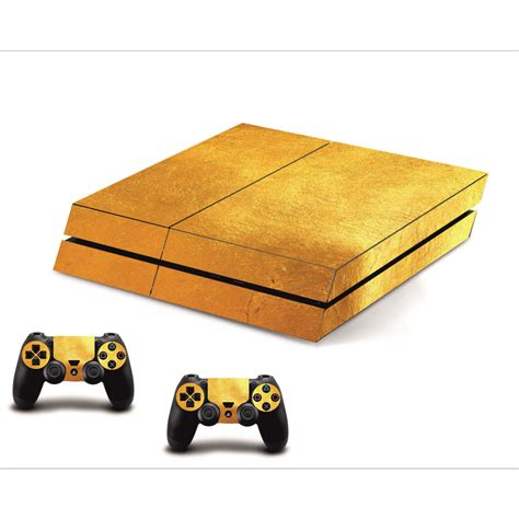 Ps4 Sticker Gold by Stickermarket Ps4 Gold Sticker Seti Fiyatı Taksit
